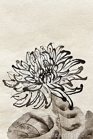 Free Chinese Traditional Painting Stock Image - 18357941
