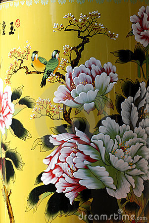 Chinese traditional paintings