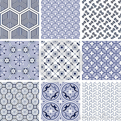 Chinese Traditional Patterns Royalty Free Stock Image