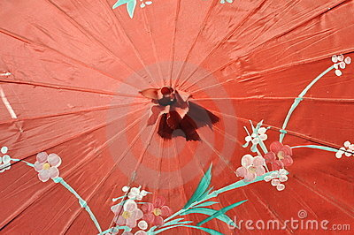 Chinese Umbrella Royalty Free Stock Photography - Image: 21968057