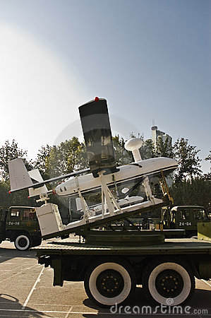Chinese unmanned aerial vehicle (UAV).