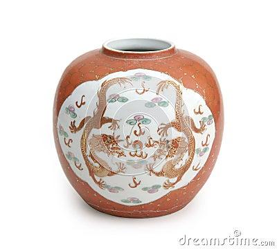 Free Chinese Vase Stock Photo - 334650