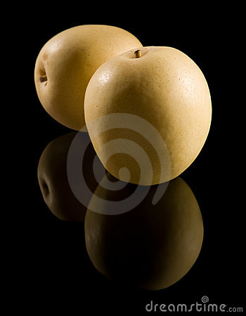 Chinese White Pear