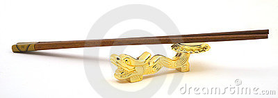 Chinese wooden rods