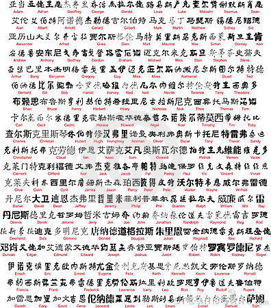 Chinese Tattoo Lettering Translation Inviview
