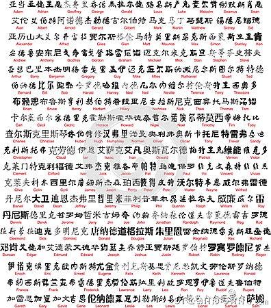 91 Chinese Alphabet With English Translation Chinese Alphabet