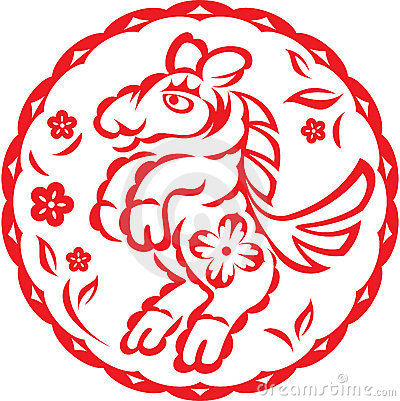 Chinese year of Horse