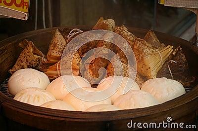 Chinesische Mehlklöße
