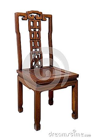 chinesischer antiker stuhl lizenzfreies stockfoto bild 14245995. Black Bedroom Furniture Sets. Home Design Ideas