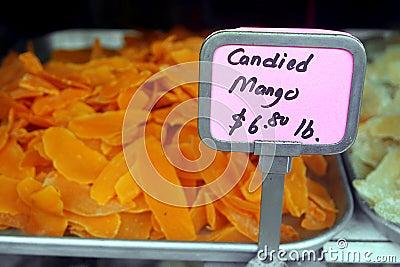 Chinesischer Süßigkeit-Speicher