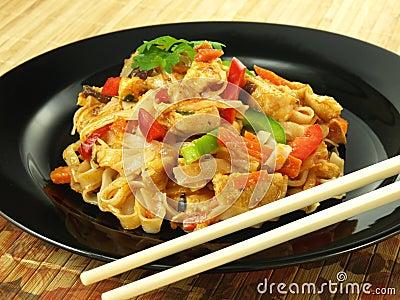 Chinesischer Teller