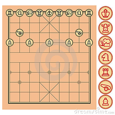 Chinesisches Schach, Xiangqi
