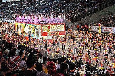 Chingay 2011 Parade Singapore Editorial Stock Photo