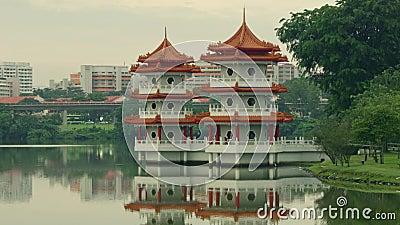 Chiny ogród Śpiewa zdjęcie wideo
