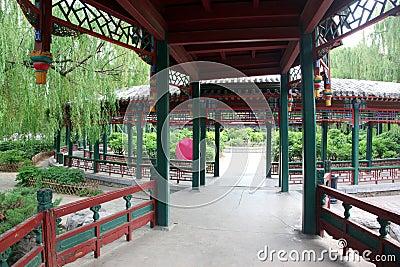 Chiny tradycyjna Architektura