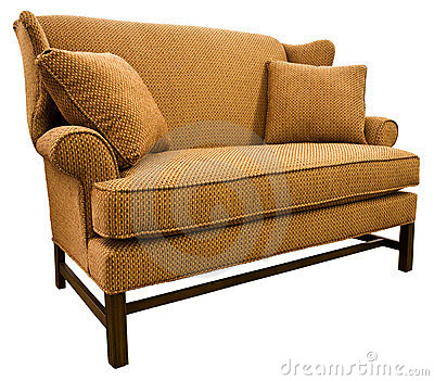 Chippendale Settee Loveseat