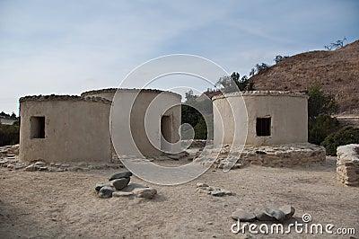 Chirokitia Neolithic Settlement in Cyprus