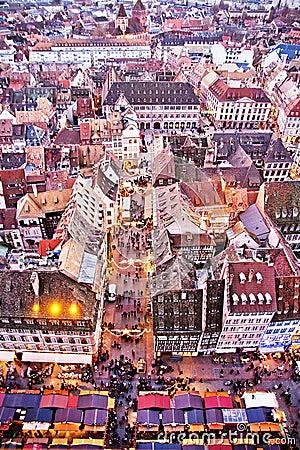 Chirstmas Market of Strasbourg