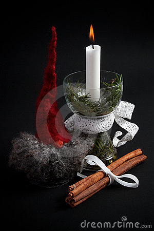 Free Chistmas Decoration Stock Images - 16976694