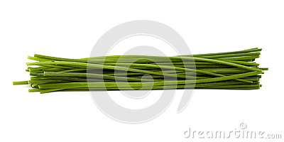 Chives onions