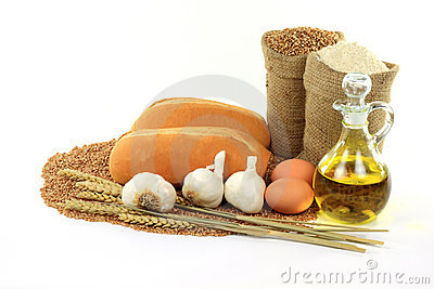 Chlebowy czosnek