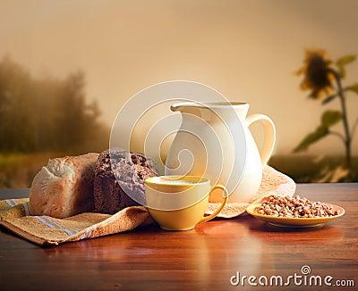 Chlebowy mleko