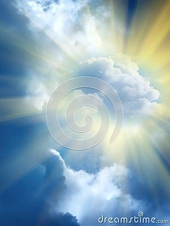 Chmurnieje niebo