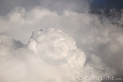 Chmury burza