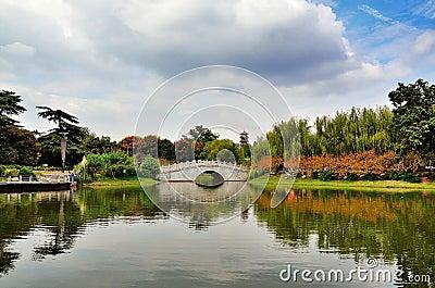 Chnese garden