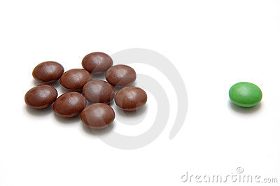 Choc Beans 4 - The Outcast