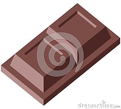 Chocolate 2 blocks