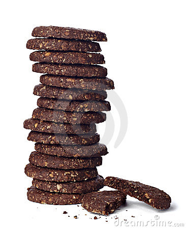 More similar stock images of chocolate biscuit cake food sweet