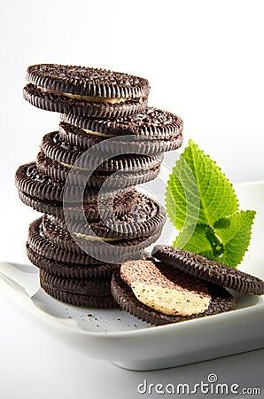 Chocolate Biscuit Cookies