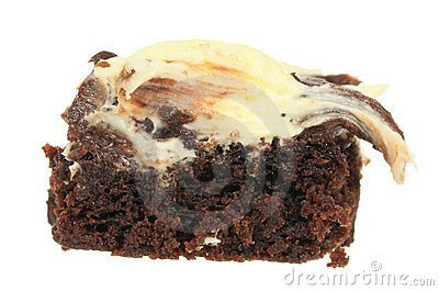 Chocolate Brownie with Icing