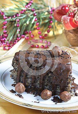 Free Chocolate Cake Royalty Free Stock Photo - 12171065
