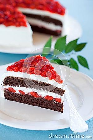 Free Chocolate Cake Stock Photography - 27177742