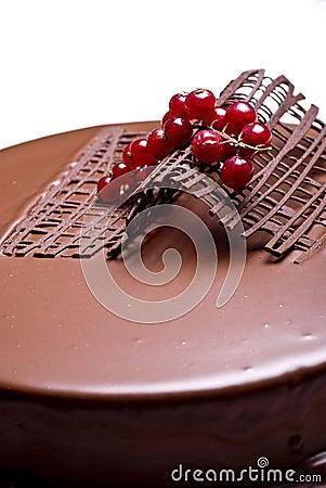Free Chocolate Cake Royalty Free Stock Image - 5955256