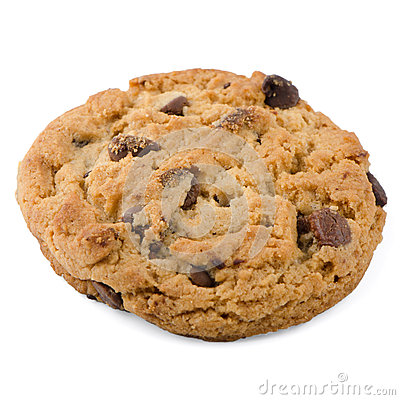 Free Chocolate Chip Cookie Stock Images - 25487594