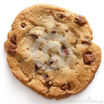 Free Chocolate Chip Cookie Stock Image - 38867901