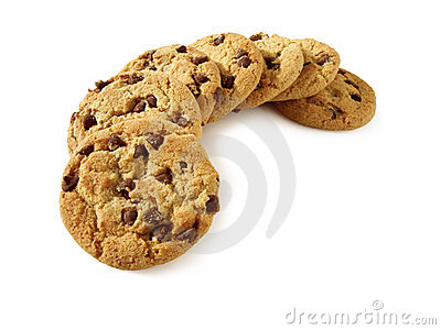 Chocolate Chip Cookies 4 (path included)