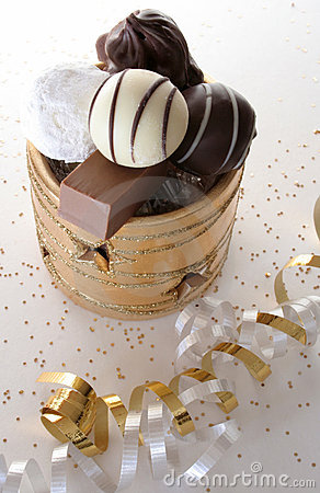 Chocolate christmas treat