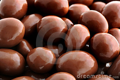 Chocolate-covered Peanuts
