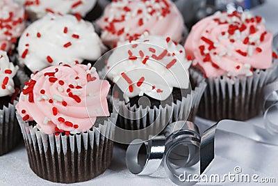 Chocolate Cupcakes Sprinkles