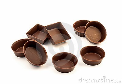 Chocolate edible molds