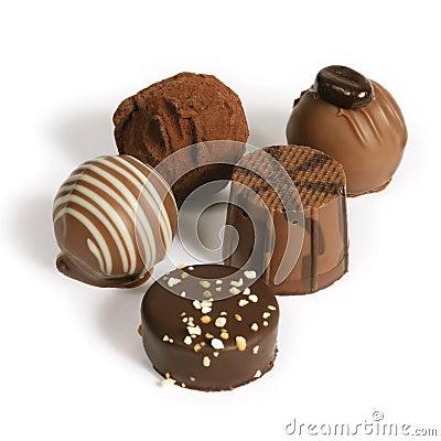 Free Chocolate Gathering Stock Photos - 3542813