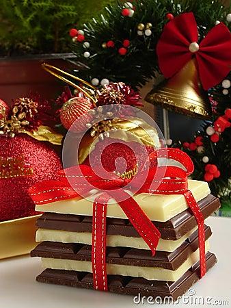 Free Chocolate Gift Stock Photos - 3731483
