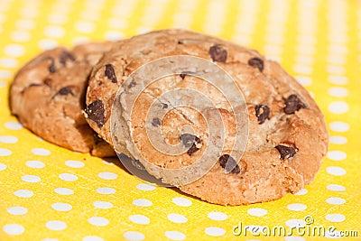Chocolate homemade pastry