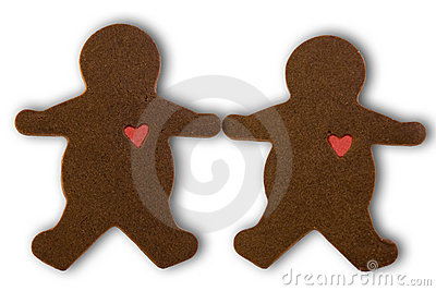 Chocolate Men in Love