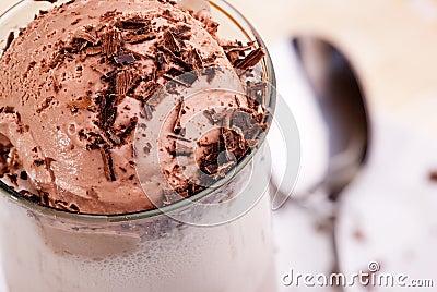 Chocolate Milk Float
