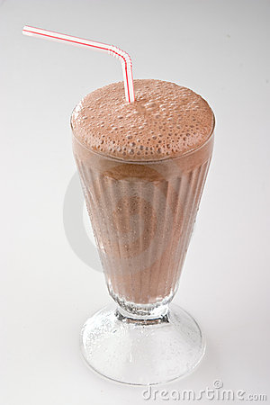 Free Chocolate Milkshake Royalty Free Stock Photos - 5773588